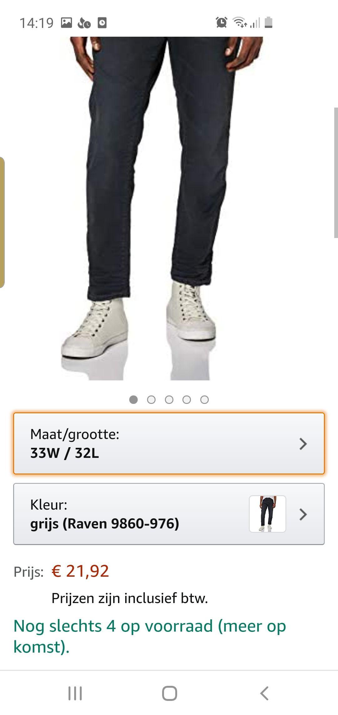 G star spijkerbroek