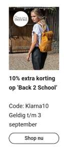 10% korting little green bag back 2 school collection(ook sale!)