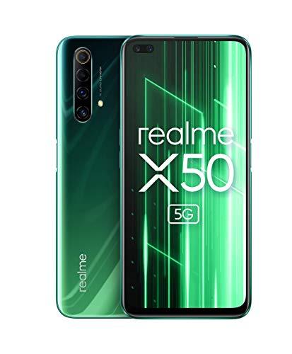Realme X50 5G Groen 6GB/128GB @amazon.es