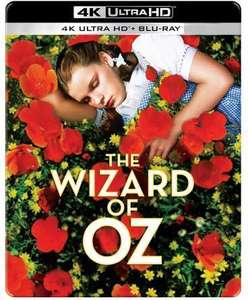 The Wizard of Oz - 4K UHD Limited Edition Steelbook