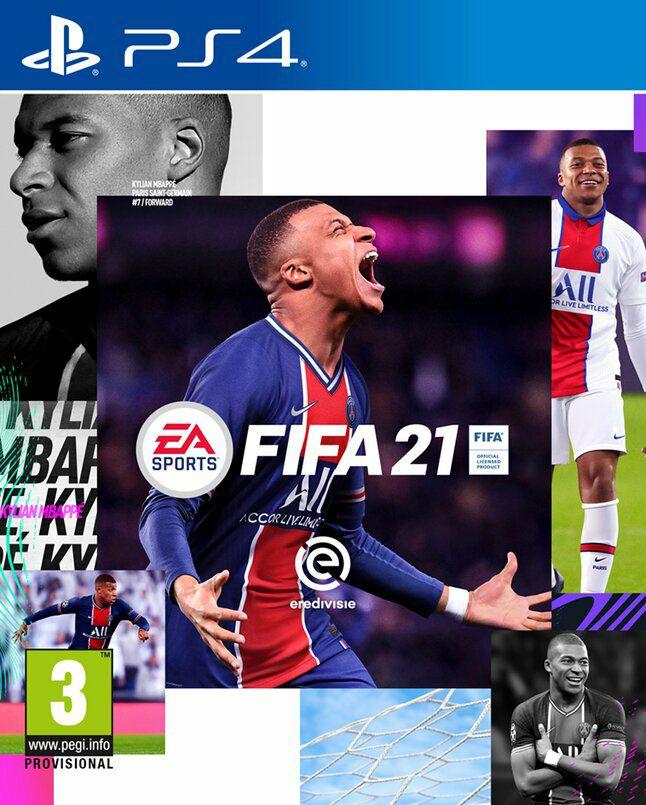 FIFA 21 (PS4) [Pre-order]