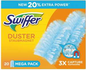 Swiffer 20-pack 2,70 (0,135 per stuk) Amazon.nl