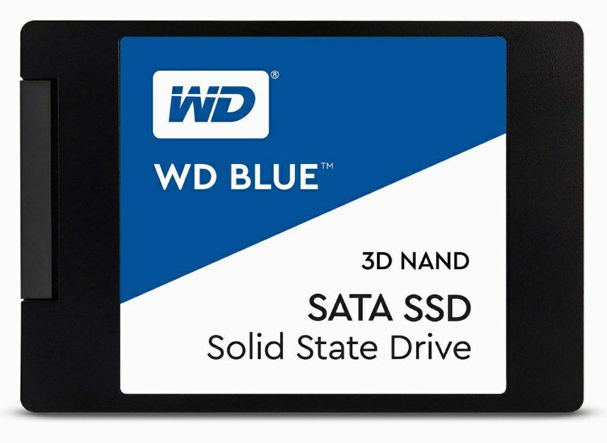 "WD Blue SSD 2,5"" (3D v-nand (TLC)) 500GB @ Amazon.nl"