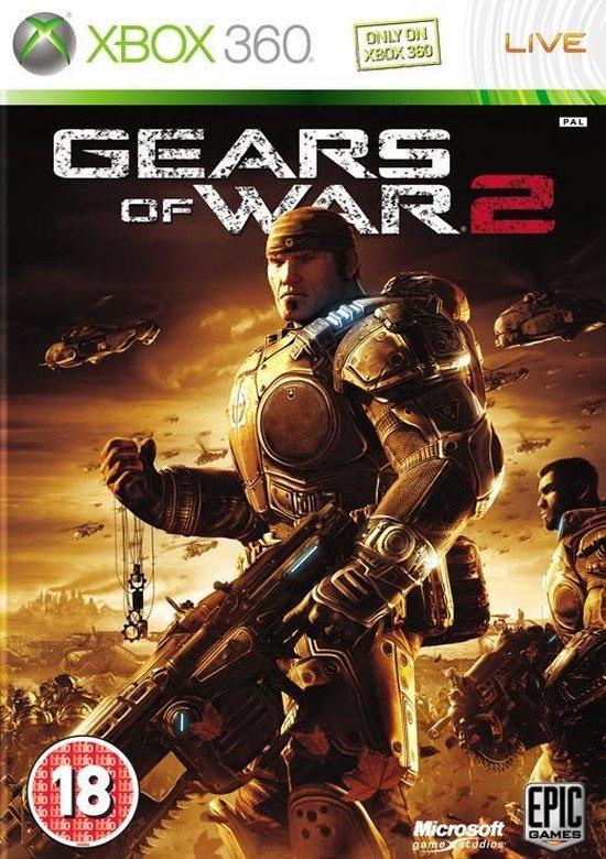 Gears of War 2 (Xbox 360) @ CDkeys.com