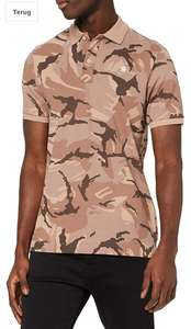 G-STAR Raw Camo Slim Heren poloshirt