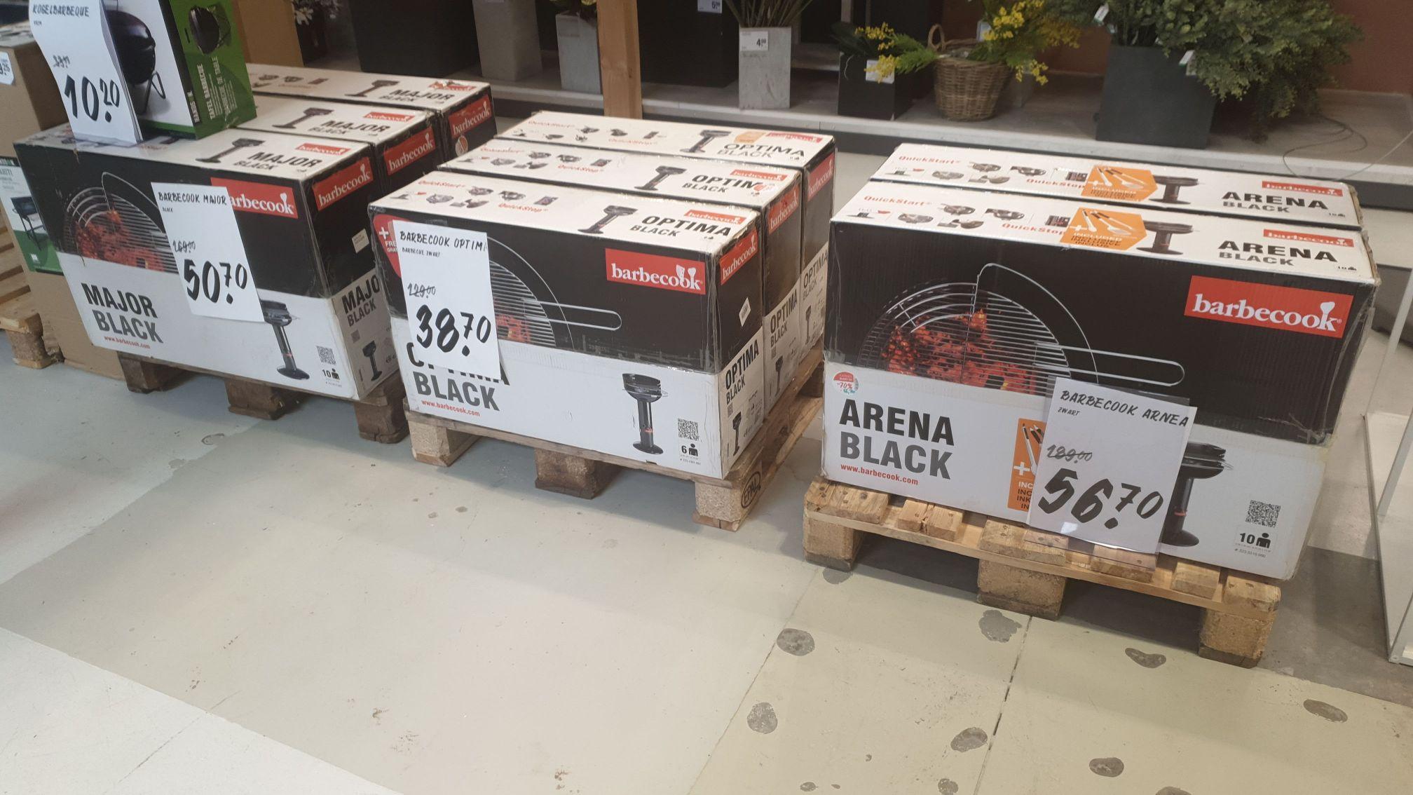 [LOKAAL?] Karwei Tilburg diverse barbecues 70% afgeprijsd