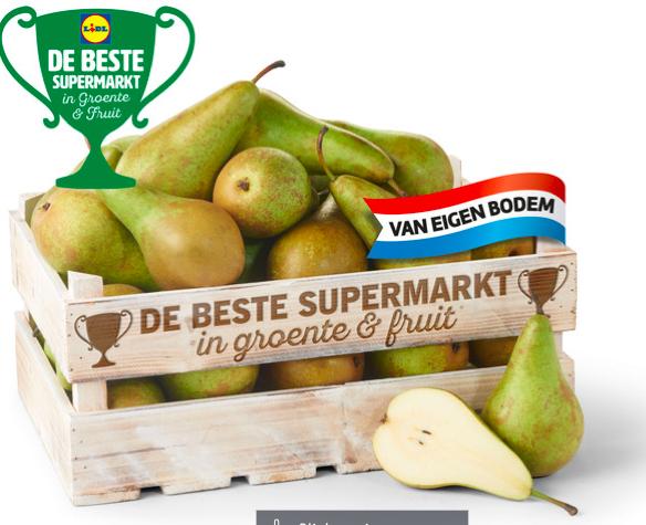 Nieuwe oogst conference peren - PER KILO Lidl