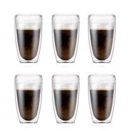 Diverse Bodum glazensets in de aabieding met 50% korting en nu 15% extra korting met code