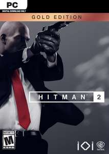 Hitman 2 Gold Edition - Steam
