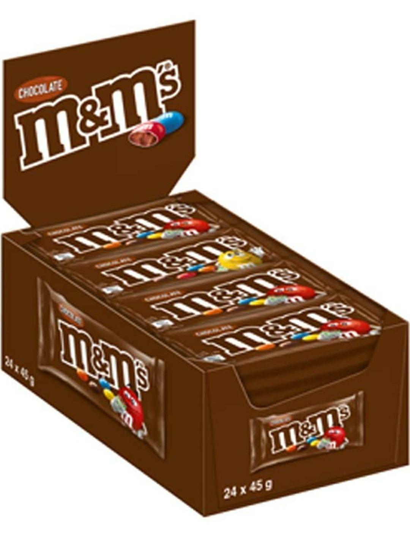 M&M's 24 x 45 gr