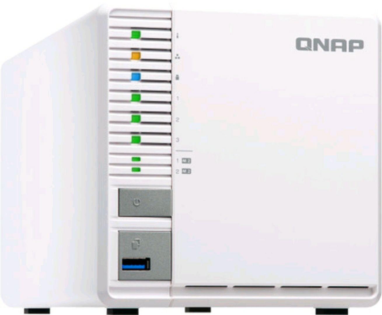 QNAP NAS-server TS-351-2G