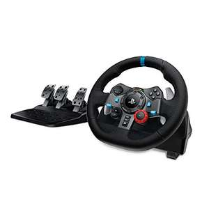 Logitech G29 Stuur voor PC en PS3 of 4 en Xbox @ Amazon.fr
