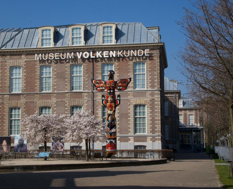 [Leiden] Tickets voor Museum Volkenkunde voor €7,50 p.p. @ Groupon