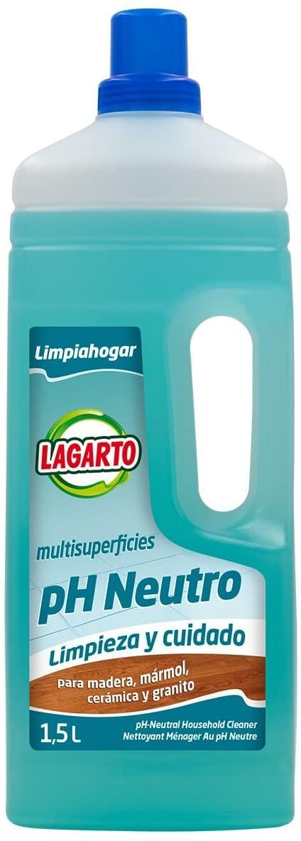 Lagarto allesreiniger (9 x 1500 ml) voor €1,21 @ Amazon.nl