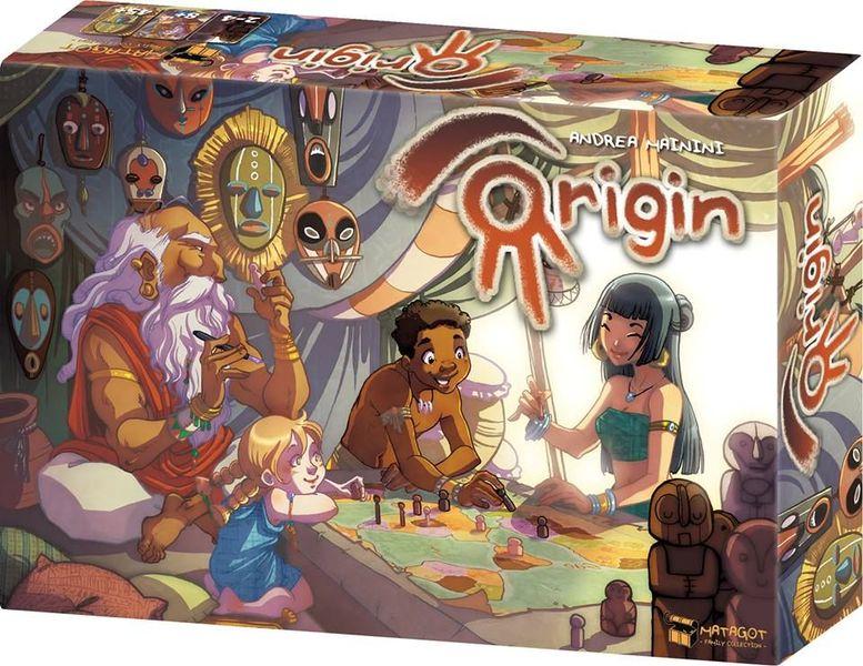Bordspel Origin voor €7,99 @ kruidvat