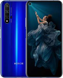 Honor 20 / Honor 20 Pro smartphone korting + extra's @ Honor Shop NL
