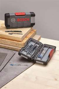 Bosch Professional 30-delige decoupeerzaagbladenset Basic for Wood and Metal (In ToughBox)