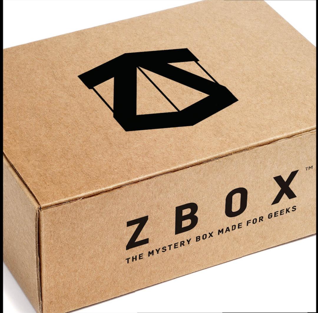 Zavvi Mystery box (1+1 gratis)