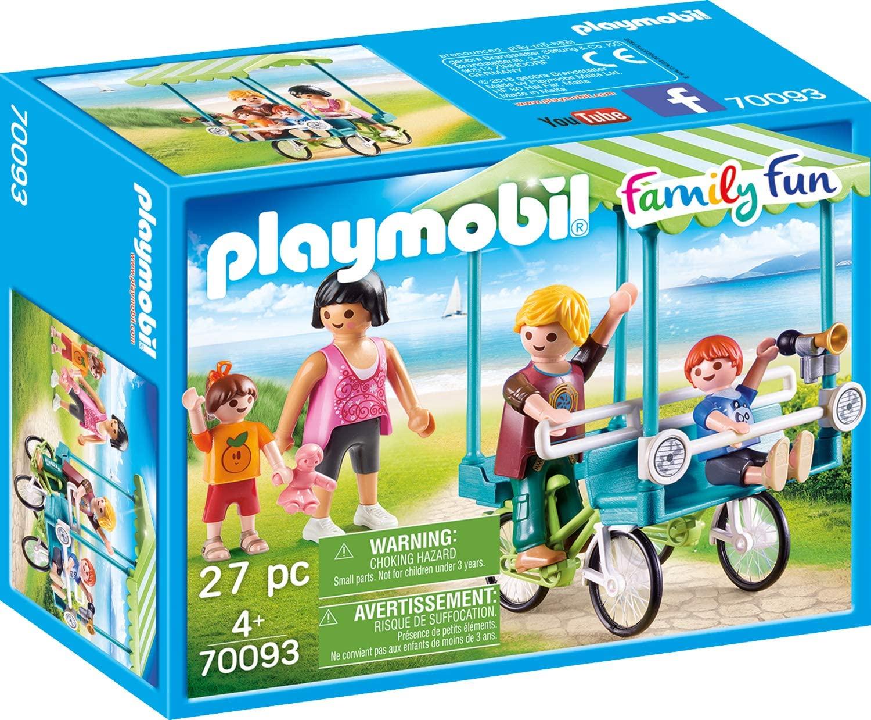 Playmobil 70093 Familiefiets voor €6,25 @ Amazon NL