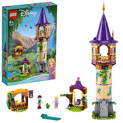 LEGO 43187 Disney Princess Rapunzel / Tangled toren (44cm) voor €40,66