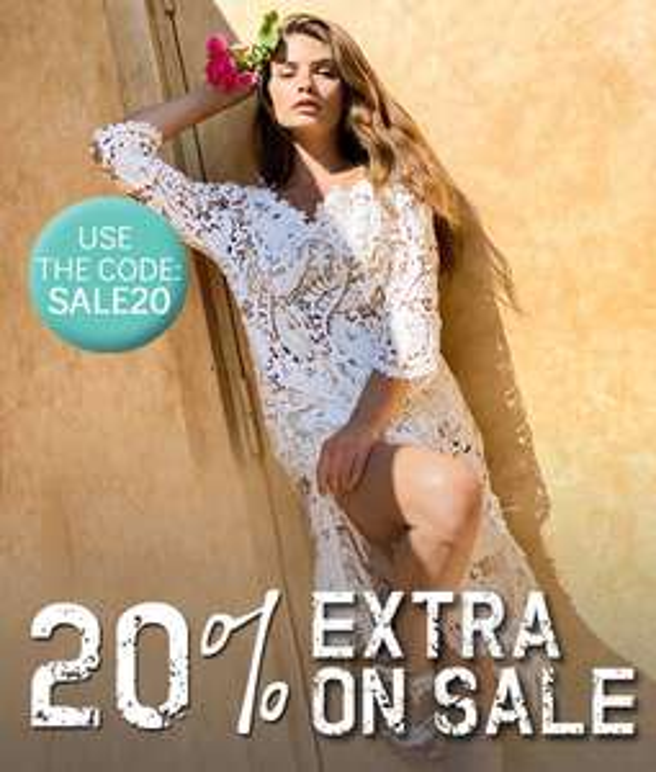 Vandaag 20% extra korting [nu al tot -94%] @ Ibizamode