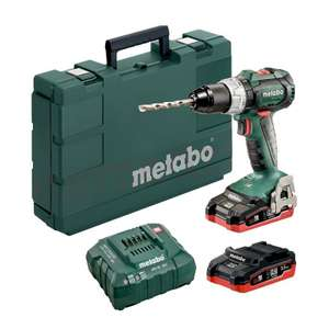 Metabo Accu-boorschroefmachine BS 18 LT BL @ Toolstation
