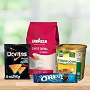 Amazon.de 4e product gratis koffie/cola/snacks/drank