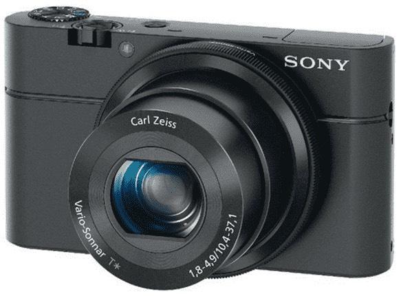 SONY DSC-RX100 Zwart @ MediaMarkt