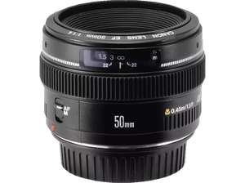 Canon lichtsterke 1,4f 50mm prime lens voor 179 euro bij MM