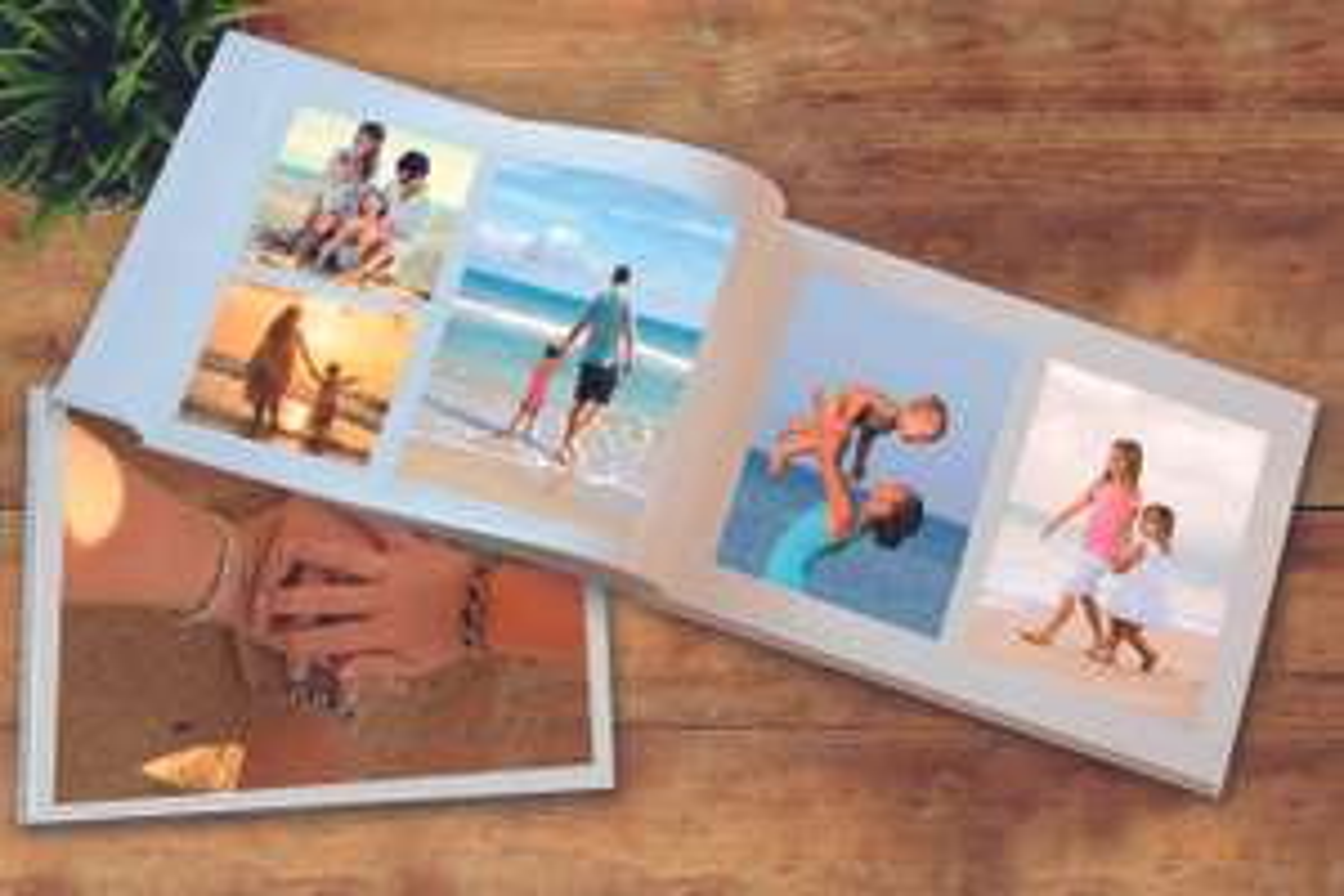 A4 of 30x30 cm fotoboeken 78% tot 85% korting op standaardprijs - v.a. €5,99