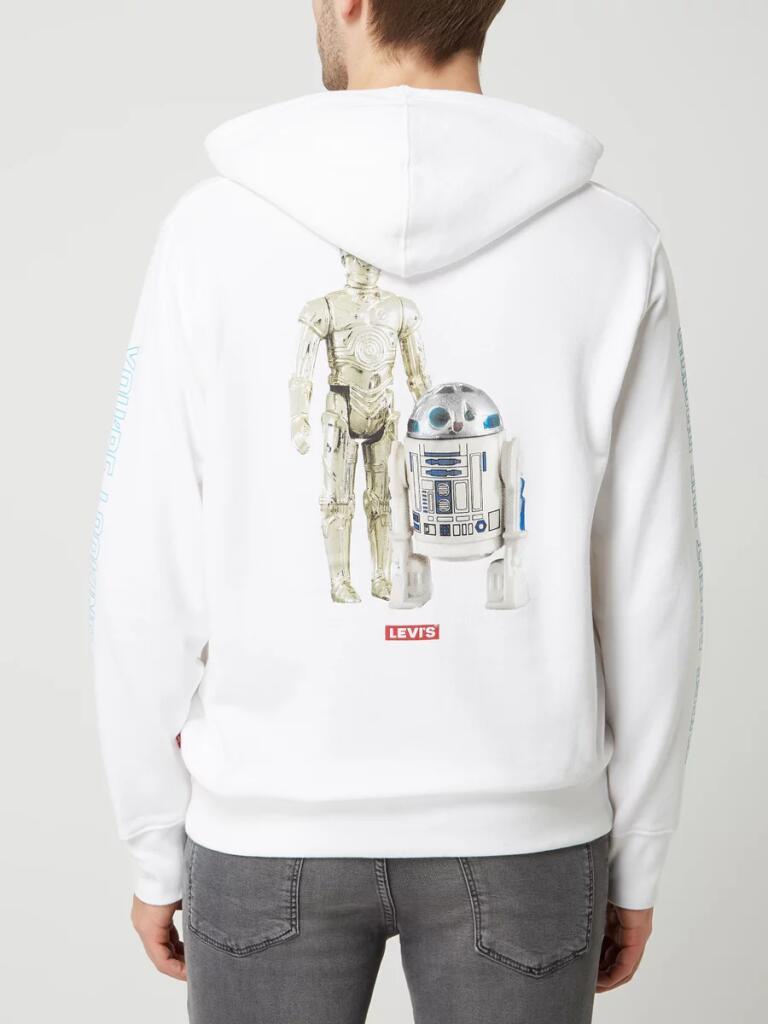 Levi's Star Wars hoodie @ Peek & Cloppenburg