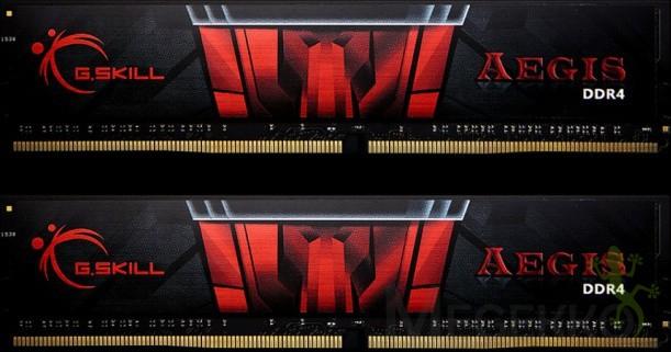 32GB DDR4 G.Skill 3000MT/s, CL16
