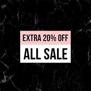 Alle sale 20% EXTRA korting @ Guts & Gusto