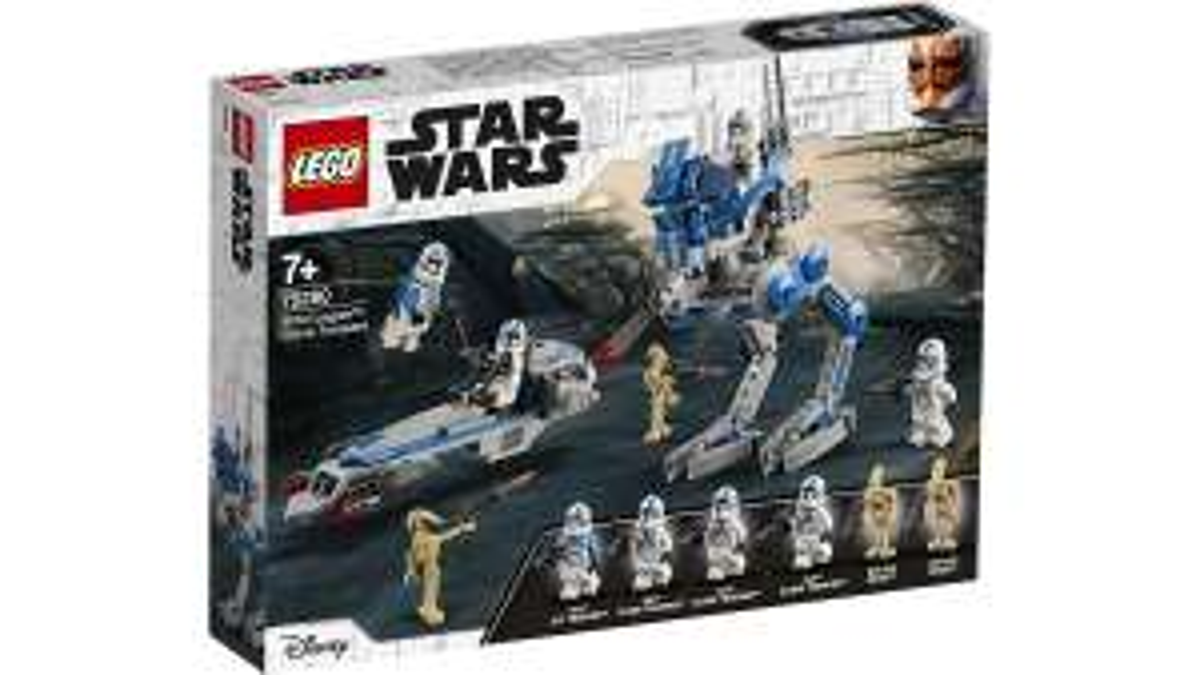 Lego Star Wars - 501st Legion Clone Troopers - 75280