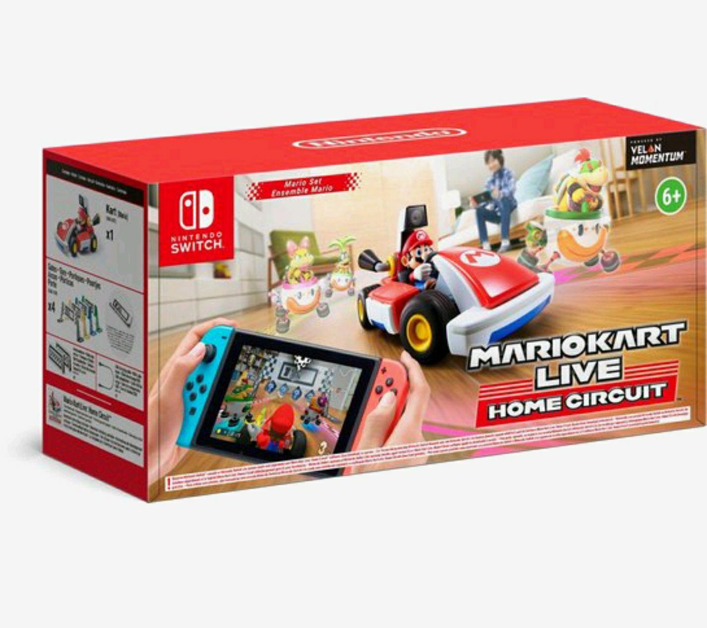 Mario Kart Live Home Circuit (Mario) preorder