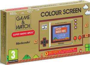 Game & Watch Super Mario Bros (Pre Order)