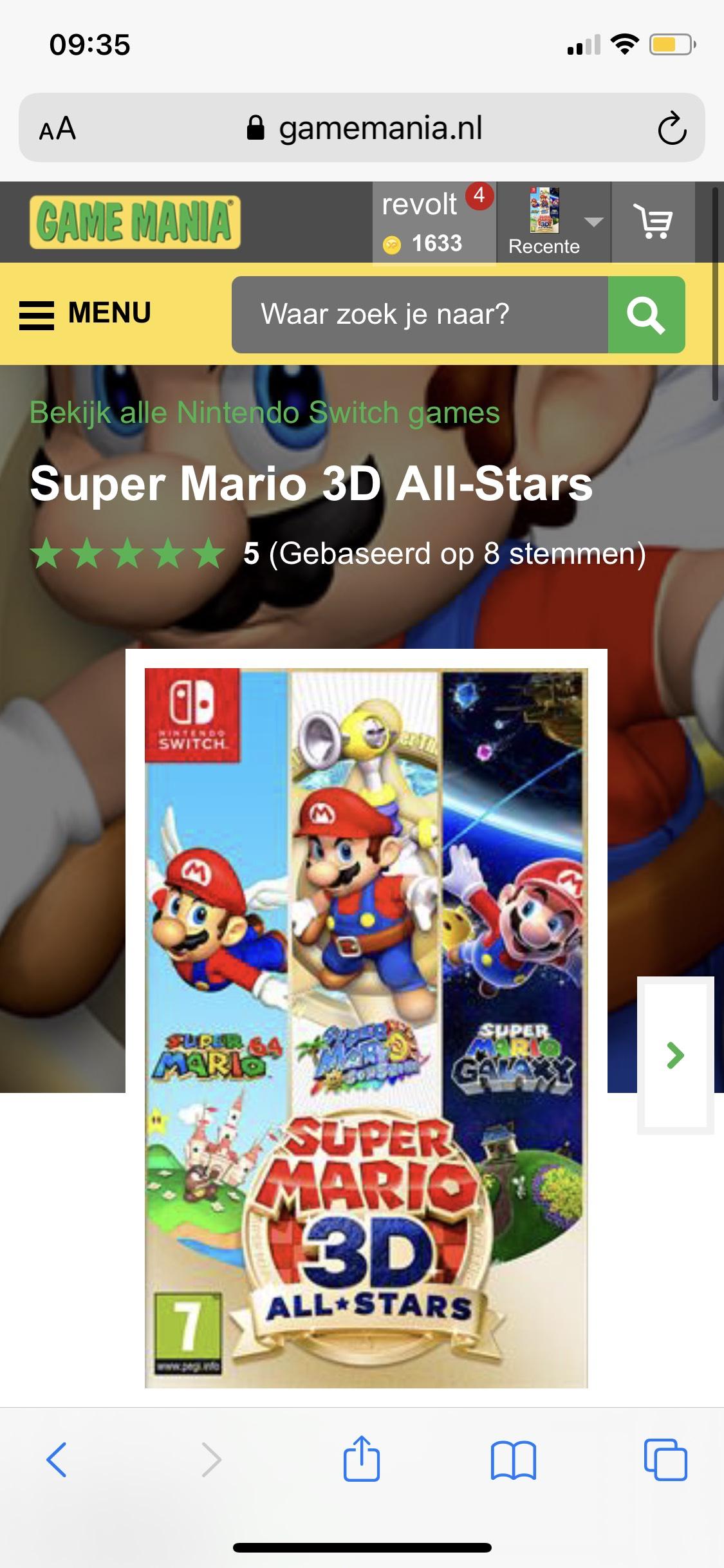 [GAME MANIA] Super Mario 3D All Stars