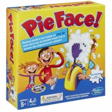 Hasbro Pie Face Spel @ Dagknaller