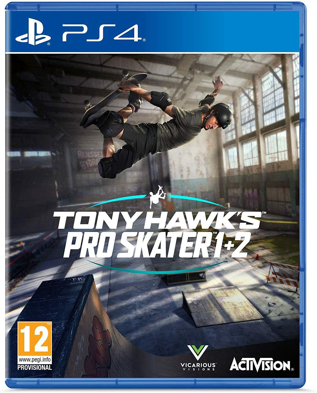 Tony Hawk's pro skater 1+2 Amazon exclusive edition