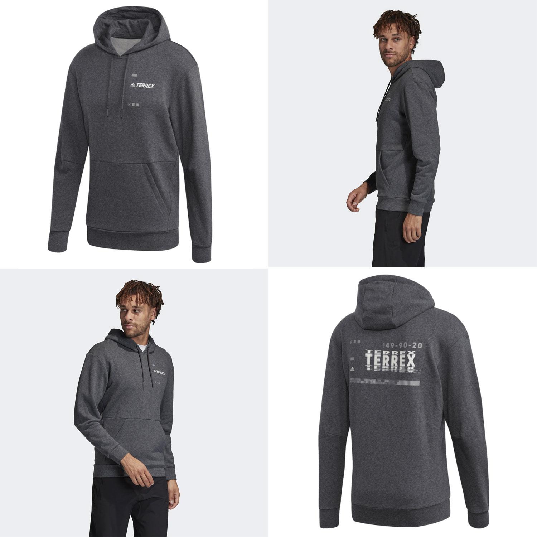 adidas 'Terrex' hoodie @ Geomix