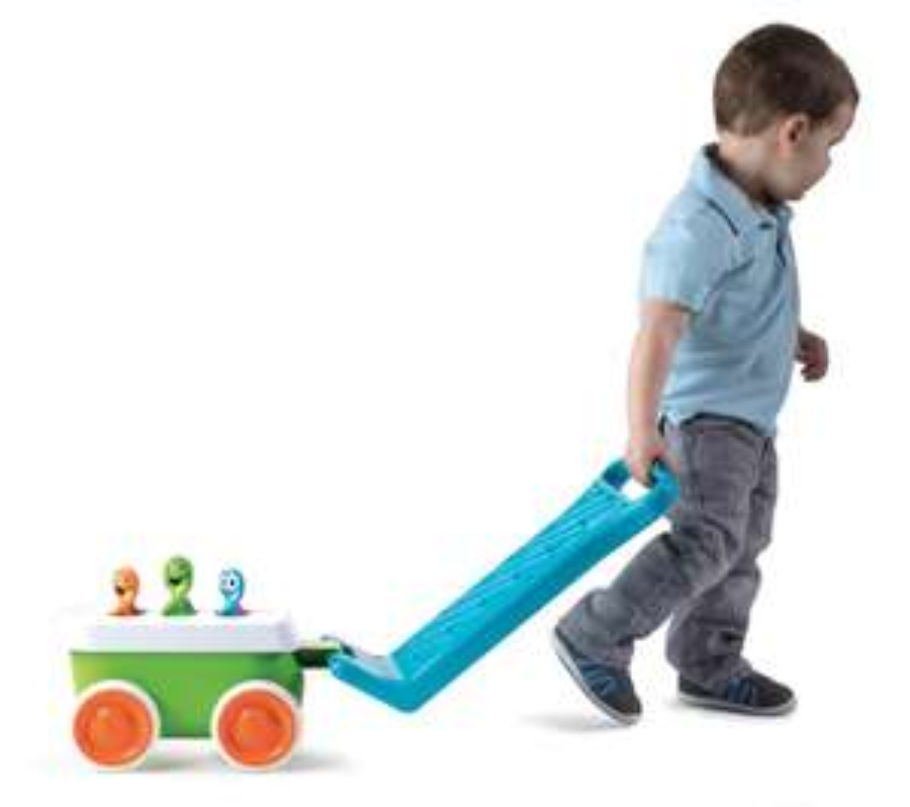 Fat Brain Toys loopwagen Twissbits voor €14,99 @ Bol.com Plaza