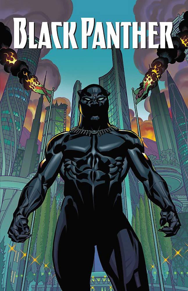 255 gratis Black Panther strips bij Comixology (digitaal)