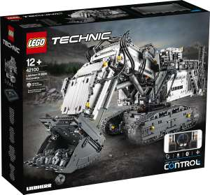 Liebherr R 9800 Graafmachine 42100 - Lego Technic @Amazon UK