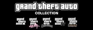 Grand Theft Auto Complete Pack (Steam) voor €9,99 @ Humblebundle