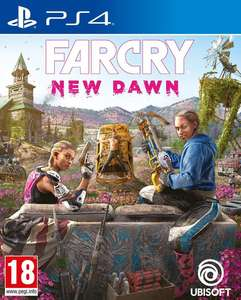 Far Cry New Dawn (PS4) [Amazon.de]