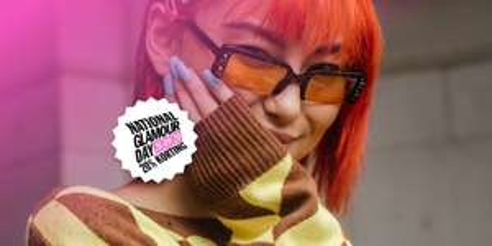 National Glamour Day 2020 (26 september)