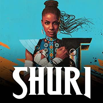 Gratis strip Shuri (2018-2019) 01-10 bij Comixology (digitaal)
