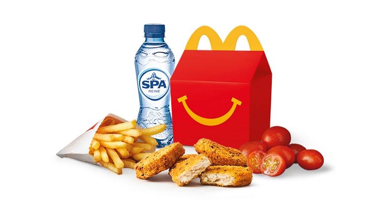 Nu in de McDonald's app: Happy Meal voor €3