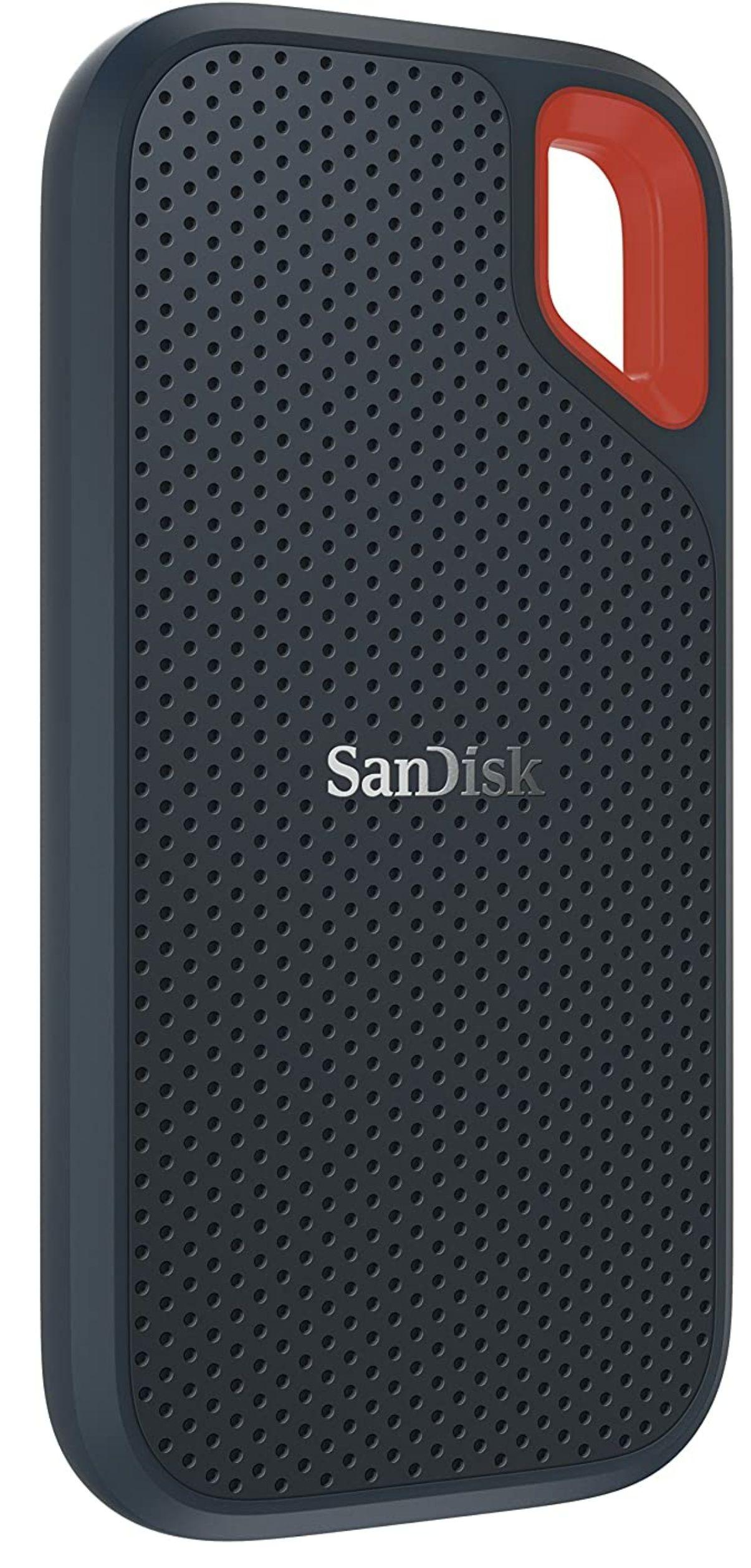 Portable 2 TB ssd sandisk