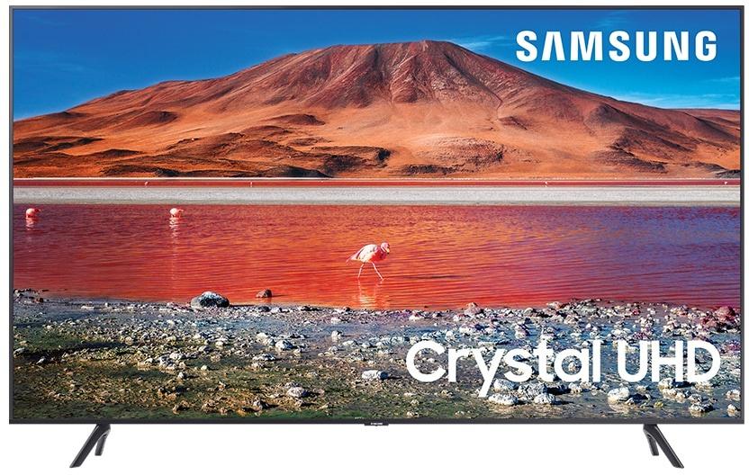 Samsung TU7100 58'' Crystal UHD 4K TV (2020) @ Media Markt